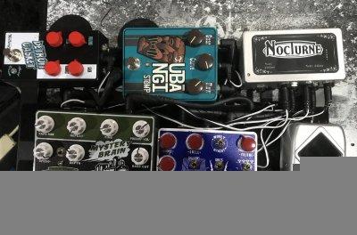 Nocturne pedal wiring chain order advice?   Gretsch-Talk Forum