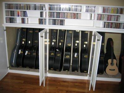 Guitar Storage In Cases : best guitars storage gretsch talk forum ~ Vivirlamusica.com Haus und Dekorationen