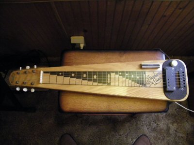 Dating supro lap steel
