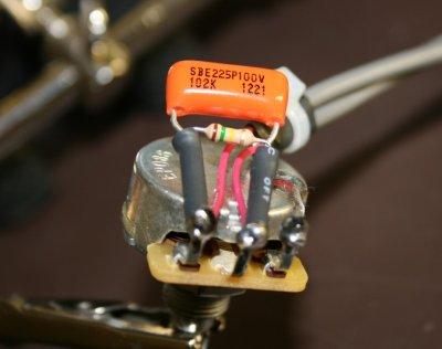 Changing the TV Jones wiring harness (w pics) | Gretsch-Talk Forum